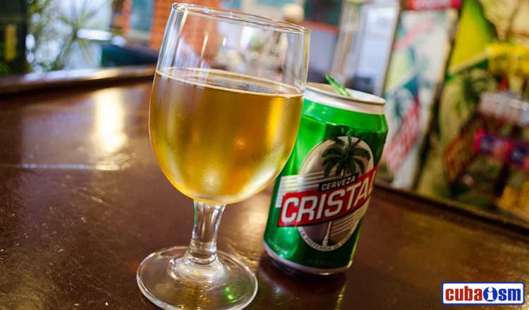 cuba recipes .org - The Cristal Beer, la Preferida de Cuba