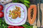 cuba recipes .org - Cuban Style Pork with Papaya Mango Salsa