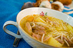 cuba recipes .org - Chicken Soup Cuban Style