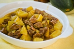cuba recipes .org - Cuban Beef and Potatoes