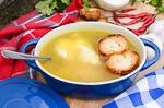 cubarecipes.org - Sopa de Ajo (Cuban Garlic soup)