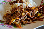 cuba recipes .org - Shredded Beef recipe