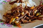 cuba recipes .org - Shredded Beef recipe